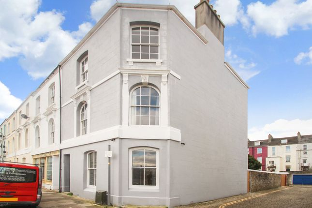 Thumbnail End terrace house for sale in Admiralty Street, Stonehouse, Plymouth