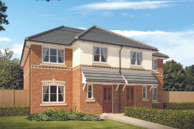 Thumbnail Mews house for sale in Knutsford Road, Chelford, Macclesfield