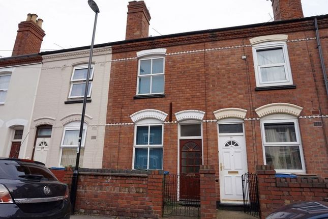 Thumbnail Terraced house to rent in Nicholls Street, Coventry