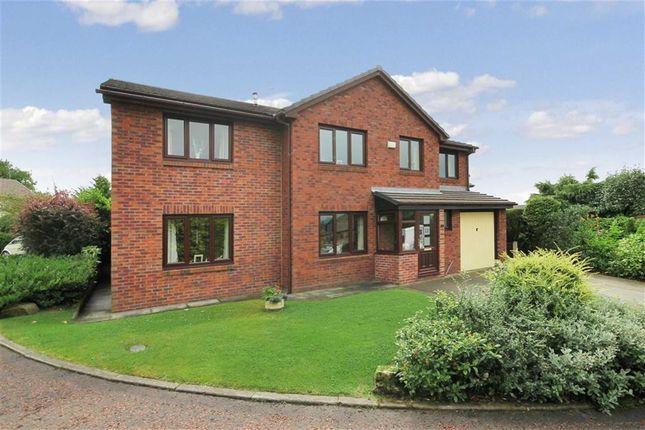 Thumbnail Detached house for sale in Sorrel Drive, Littleborough, Lancs