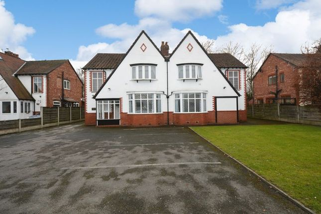 Thumbnail Detached house for sale in Finney Lane, Heald Green, Cheadle