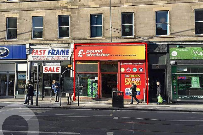 Thumbnail Retail premises to let in Shandwick Place, West End, Edinburgh