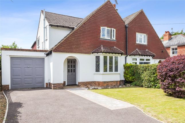 4 bed semi-detached house for sale in Witches Lane, Sevenoaks, Kent TN13