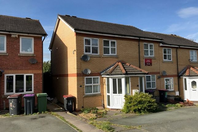 Thumbnail Flat for sale in St. Giles Close, Arleston, Telford