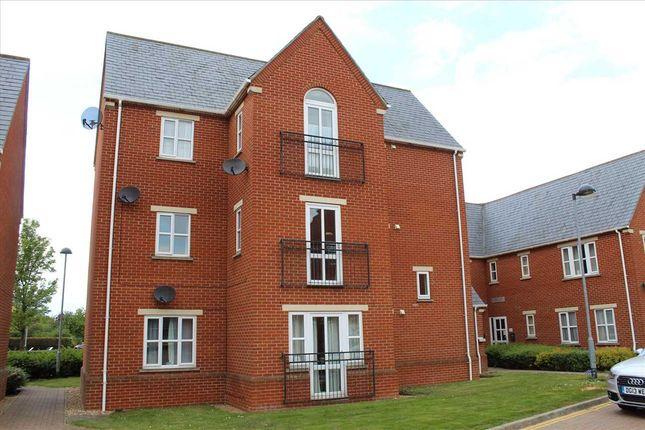 Thumbnail Studio to rent in Wilkes Court, Hartree Way, Grange Farm, Kesgrave, Ipswich