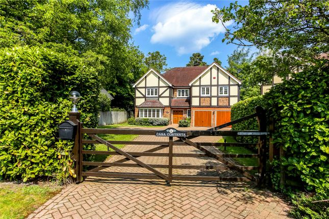 Thumbnail Detached house for sale in Monks Drive, Ascot, Berkshire