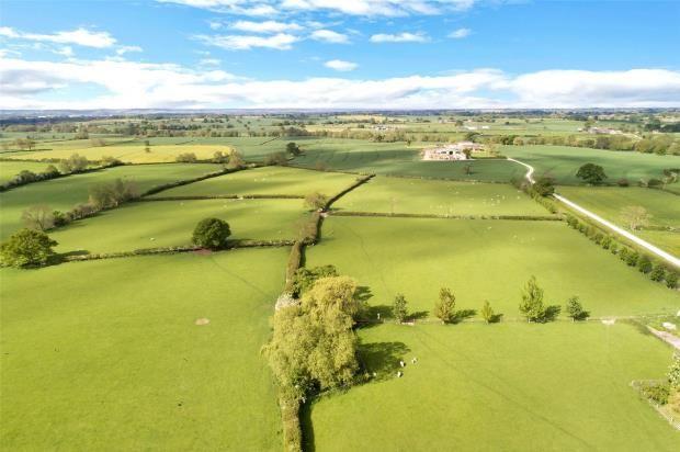 Thumbnail Land for sale in Longford, Ashbourne, Derbyshire