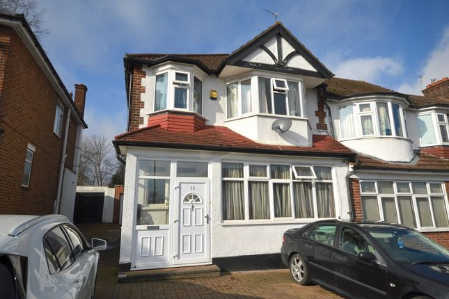 Thumbnail End terrace house for sale in Arnos Road, Arnos Grove