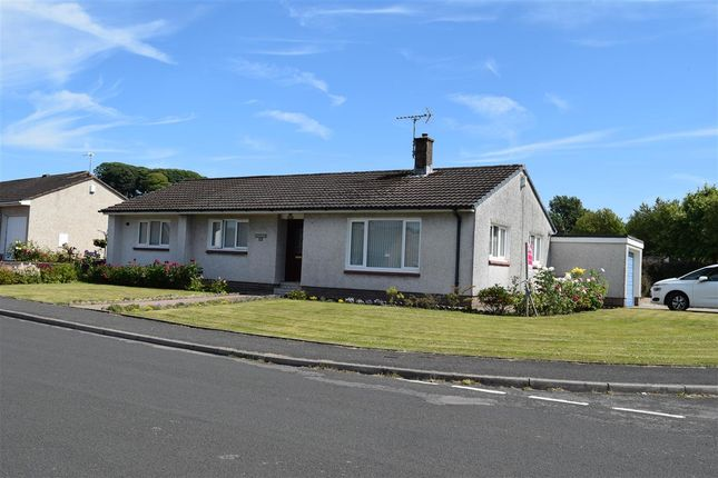 Thumbnail Detached bungalow for sale in Meadow Way, Maryport