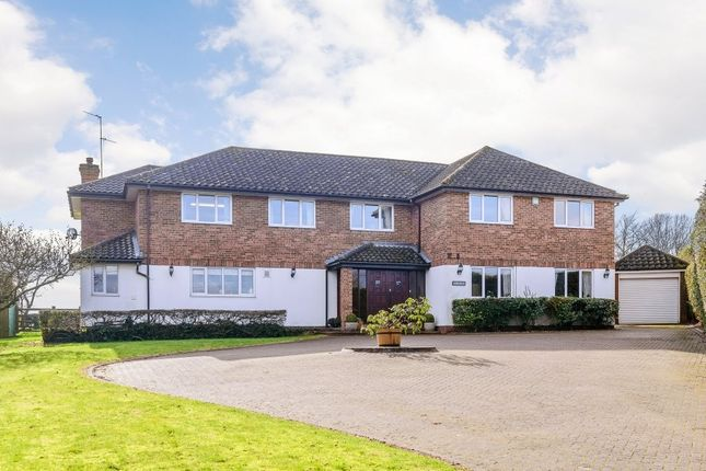 Thumbnail Detached house for sale in Crabsgrove, Oving Road, Whitchurch, Aylesbury