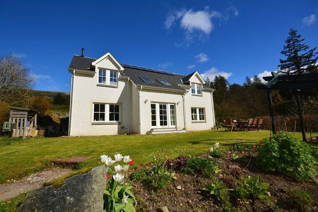Thumbnail Detached house for sale in Strathyre, Callander
