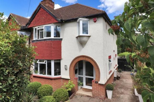 Thumbnail Property to rent in Pinewood Avenue, Sevenoaks