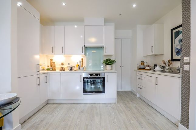 Thumbnail 1 bedroom flat for sale in Press Road, Neasden