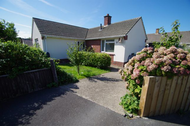 Thumbnail Detached bungalow for sale in Cavie Crescent, Braunton