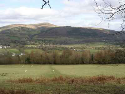 Thumbnail Land for sale in Coed Perth Y Piod, Crickhowell, Powys
