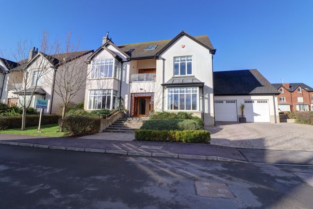 Detached house for sale in Lakeview Manor, Belfast Road, Newtownards