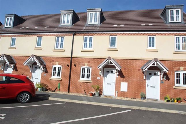 4 bed town house for sale in Henry Robertson Drive, Gobowen, Oswestry SY11