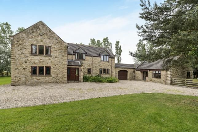 Thumbnail Equestrian property for sale in Busby, Stokesley, Middlesbrough