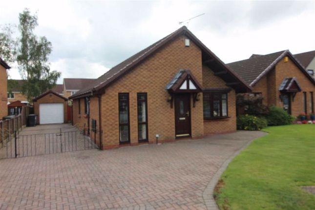 Thumbnail Detached bungalow for sale in Baldrine Drive, Hindley Green, Wigan