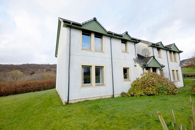 Thumbnail Flat for sale in Flat 3, Riverside Court, Tobermory