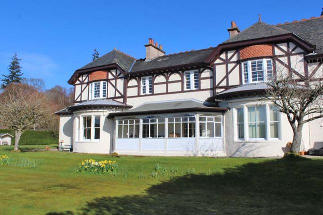 Thumbnail Flat for sale in Flat 4 Lagarie House, Rhu