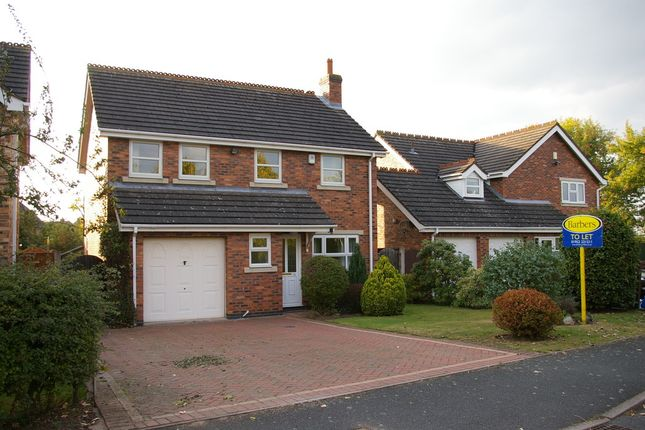 Thumbnail Detached house to rent in Glovers Way, Bratton, Telford