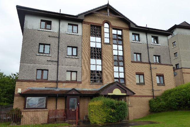 Thumbnail Flat to rent in Ashvale Crescent, Springburn, Glasgow