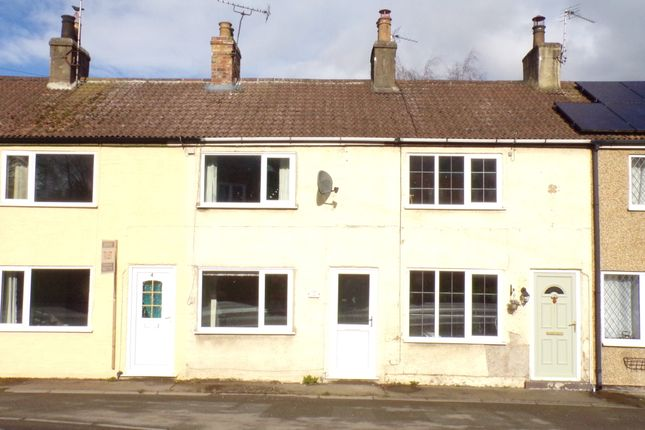 Thumbnail Cottage for sale in New Row, Yafforth, Northallerton