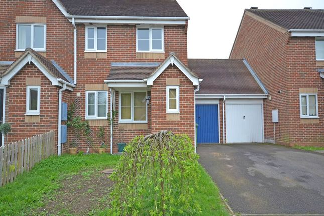 Thumbnail Semi-detached house to rent in Willow Lane, Milton, Oxfordshire