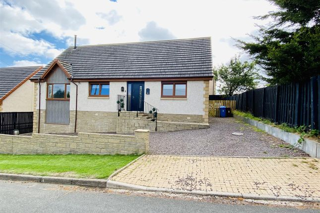 Thumbnail Detached bungalow for sale in Manse Road, Stonehouse, Larkhall
