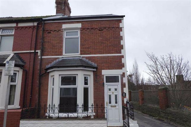 Evelyn Street, Barry, Vale Of Glamorgan CF63