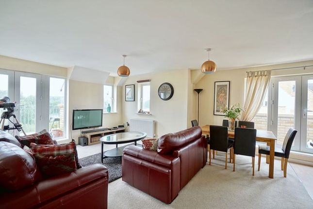 Thumbnail Flat for sale in Wren Walk, Eynesbury, St. Neots