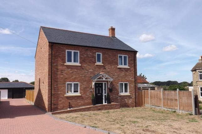 Thumbnail Detached house for sale in George Town Cottages, Tempsford Road, Sandy, Bedfordshire