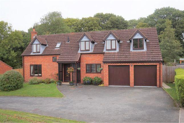 Detached house for sale in Parmington Close, Redditch