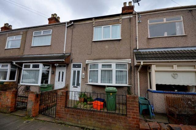 3 bedroom terraced house to rent in Daubney Street, Cleethorpes