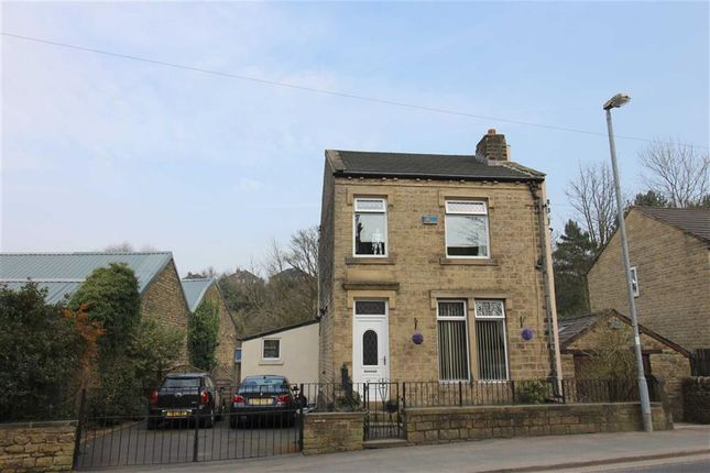 Thumbnail Detached house for sale in Hoyle House Fold, Linthwaite, Huddersfield