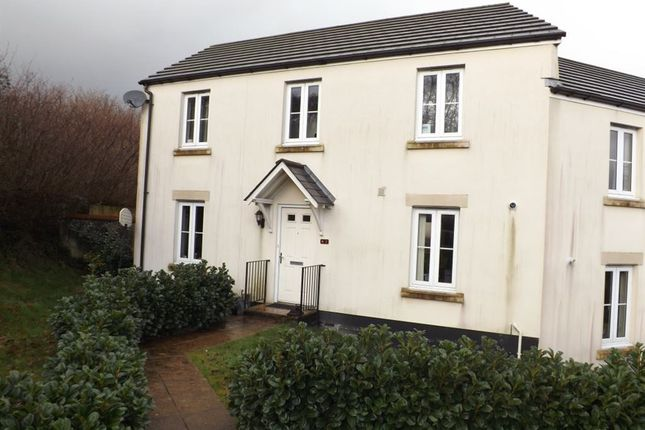 Thumbnail Property to rent in Kestrel Park, Whitchurch, Tavistock