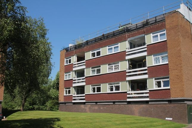 Thumbnail Flat for sale in Riverside Drive, Solihull