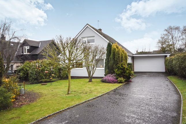 Thumbnail Bungalow for sale in Bishops Croft, Barningham, Bury St. Edmunds
