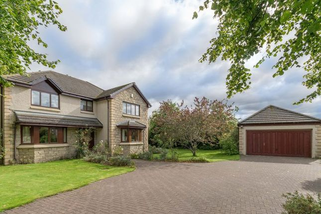 Thumbnail Detached house for sale in 1 The Orchard, Stoneyhill Farm Road, Musselburgh, East Lothian