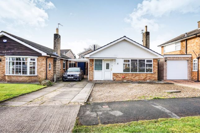 Thumbnail Detached bungalow for sale in Yarburgh Way, York