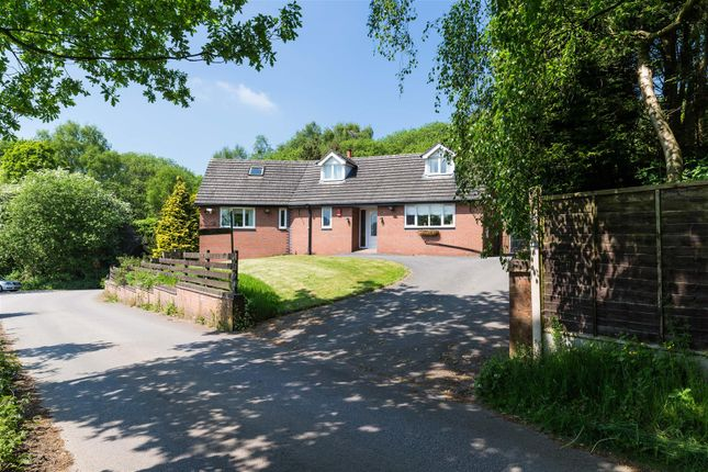 Thumbnail Detached house for sale in Leek Brook Junction, Leek