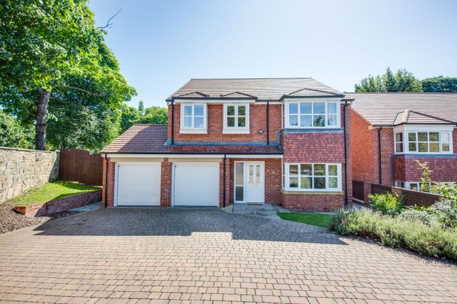 Thumbnail Detached house for sale in Wickersley Court, Wickersley, Rotherham