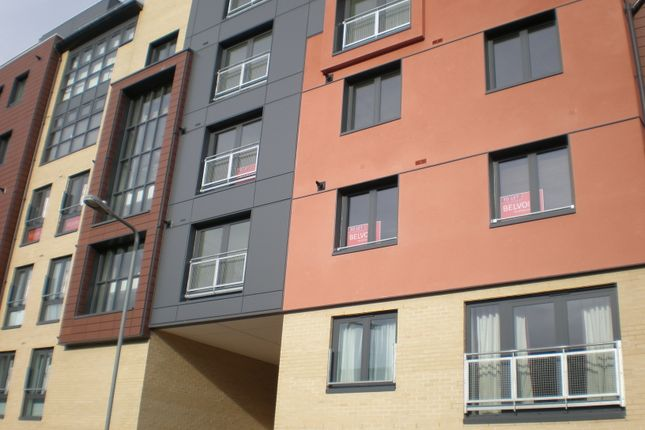 Thumbnail Flat for sale in Bramley Crescent, Gants Hill