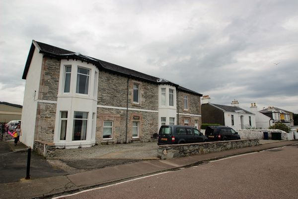 Thumbnail Flat for sale in Alexandra Parade, Dunoon