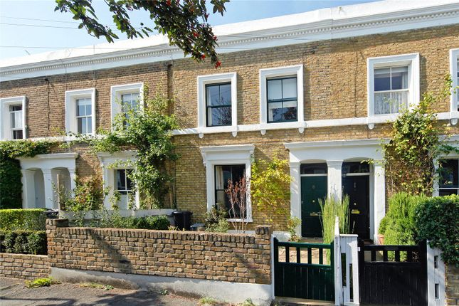 Thumbnail Terraced house for sale in Broadhinton Road, London
