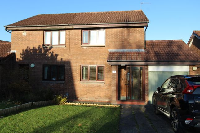 2 bed semi-detached house to rent in Villafield Drive, Bishopbriggs, Glasgow G64