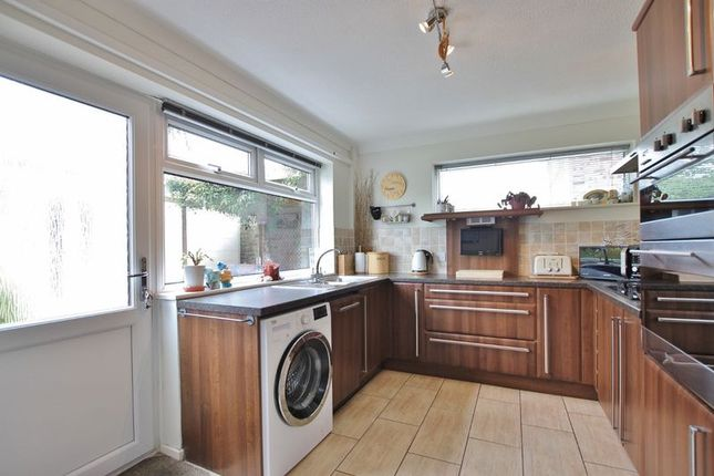 Kitchen of Heathbank Avenue, Irby, Wirral CH61
