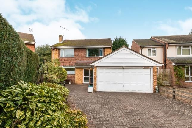 Thumbnail Detached house for sale in Lightwater, Surrey, United Kingdom