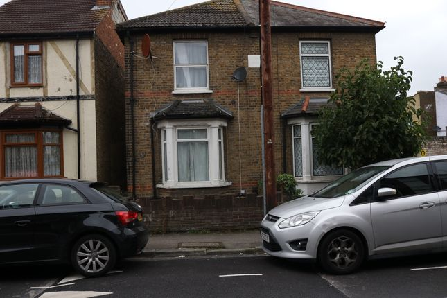 Thumbnail Semi-detached house for sale in Albert Road, West Drayton